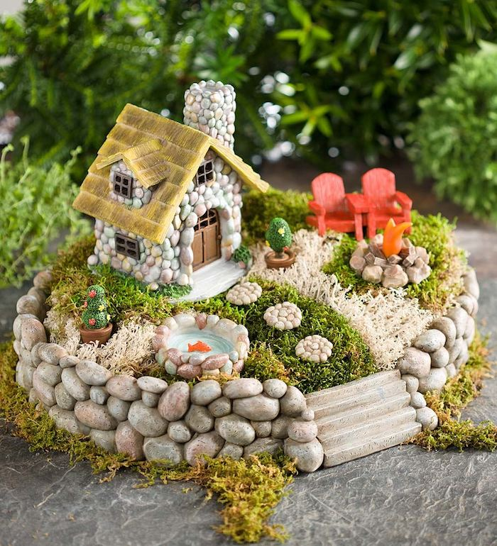 Magical Fairy Garden Designs: 1001 + Ideas For Cute And Whimsical Fairy Garden Ideas