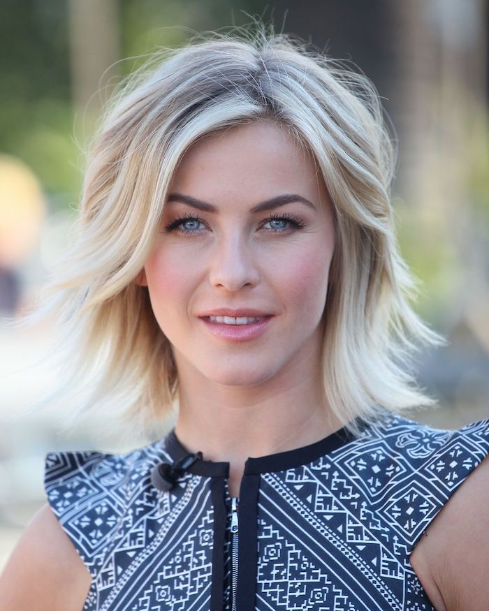 Short Length Layered Haircuts For Thin Hair 46