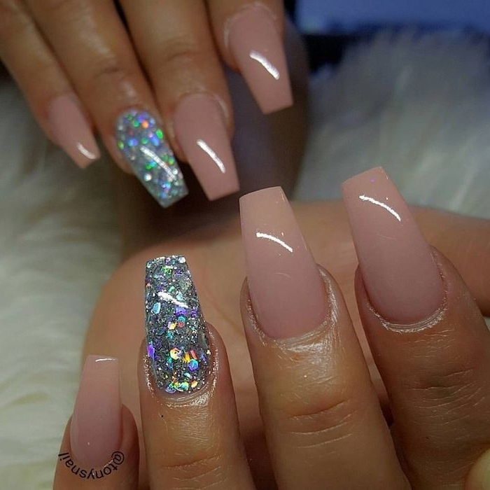 ▷1001 + Ideas for Coffin Shaped Nails to Rock This Summer