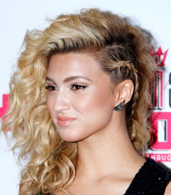 80 Stunning Hairstyles For Curly Hair That You Will Fall