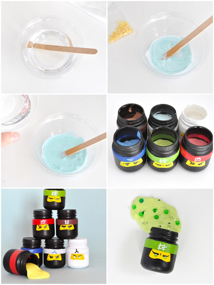 how to fix sticky slime with borax