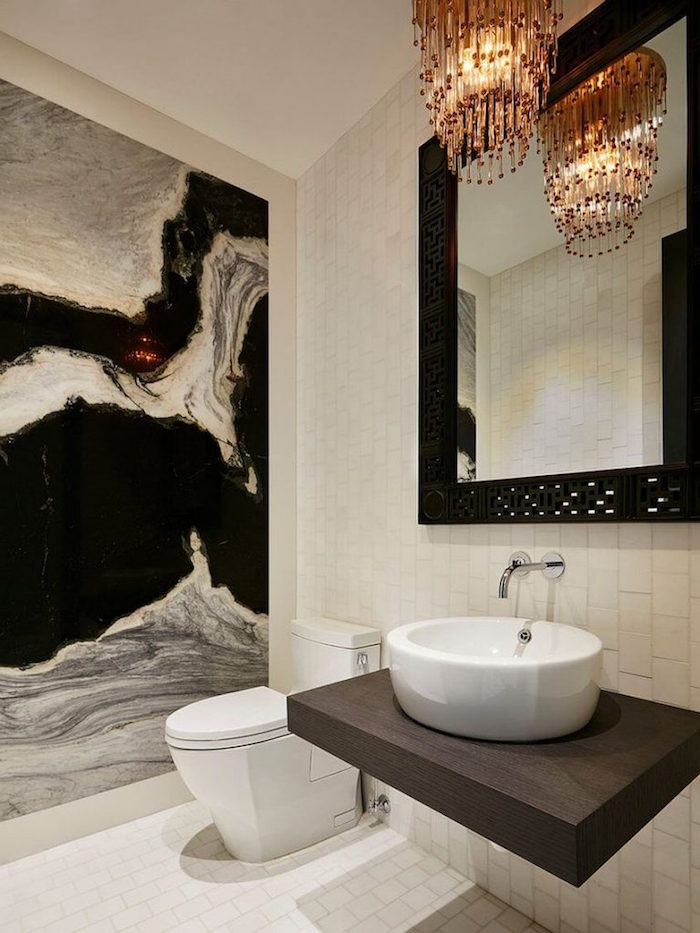 1001 Ideas For Amazing Bathroom Wall Decor Ideas For