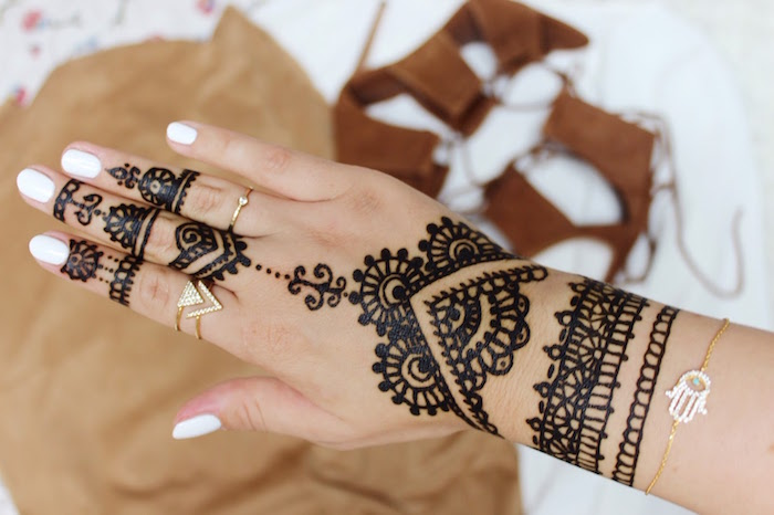 Indian Henna Tattoos Full Body: The Gorgeous Indian Henna Tattoo Art