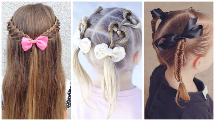 Little Girl Hairstyles Updos: 1001 + Ideas For Adorable Hairstyles For Little Girls