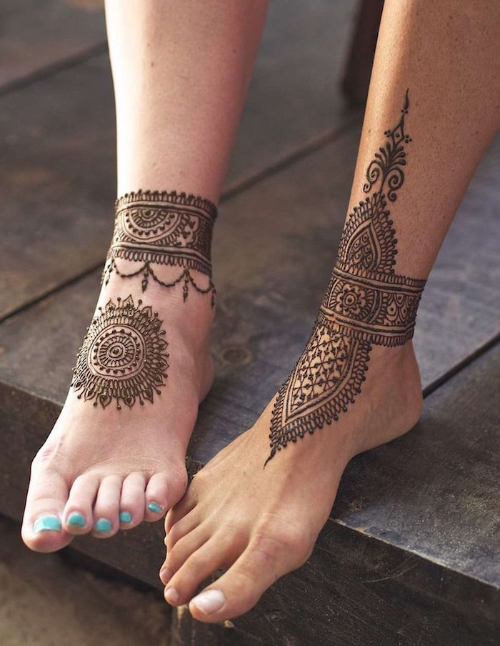 1001 Ideas For Mehndi The Gorgeous Indian Henna Tattoo Art