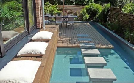 1001 Ideas For Charming Small Backyard Pool Ideas