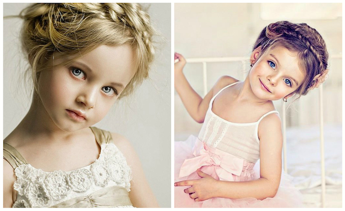 ▷1001 + Ideas for Adorable Hairstyles for Little Girls