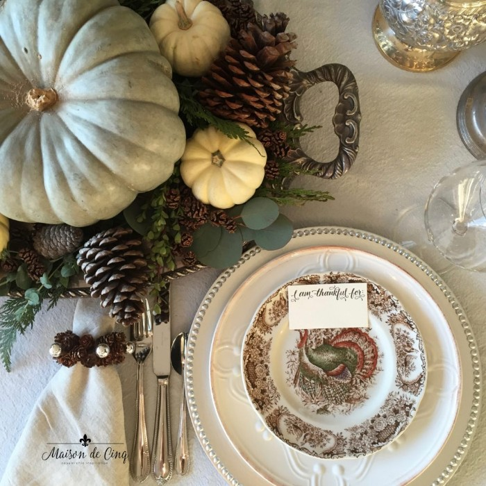 90 stunning thanksgiving table decorations for your