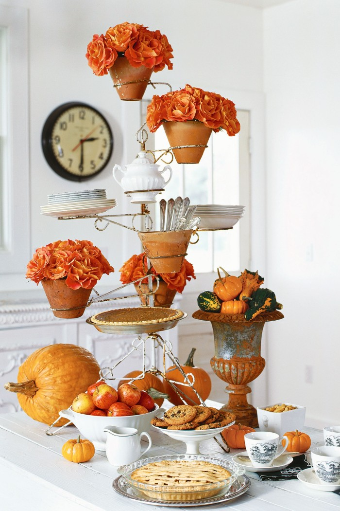 1001 Inspiring Thanksgiving Table Decorations For Your