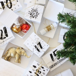 70 + Fun Ideas For Creating A DIY Advent Calendar