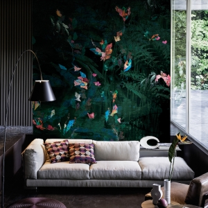 Breathtaking accent wall ideas for your living room