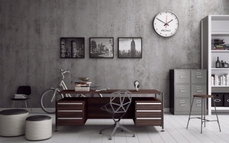 1001 Home Office Ideas To Boost Your Productivity