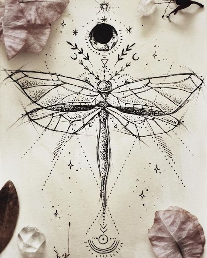 large moth drawing, black and white sketch, tattoo ideas with meaning, white background