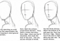 How to draw a girl – step-by-step tutorials and pictures