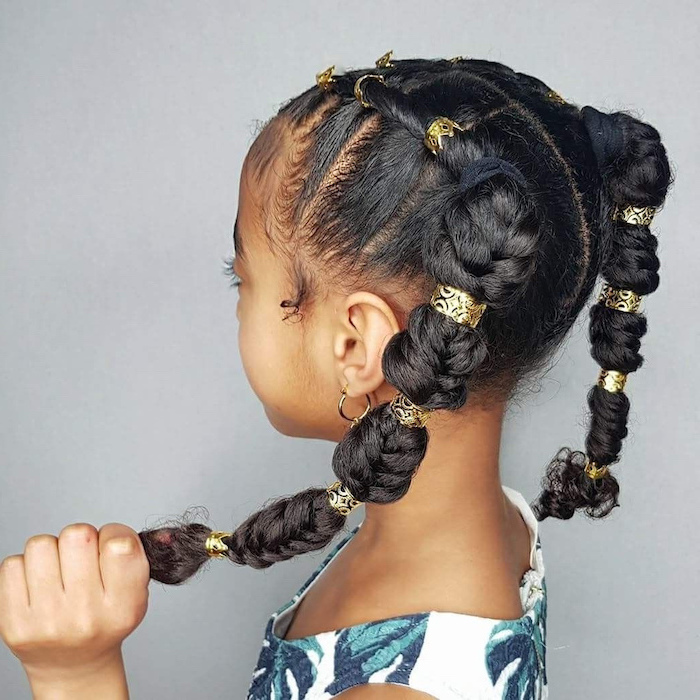 1001 + Ideas For Beautiful And Easy Little Girl Hairstyles