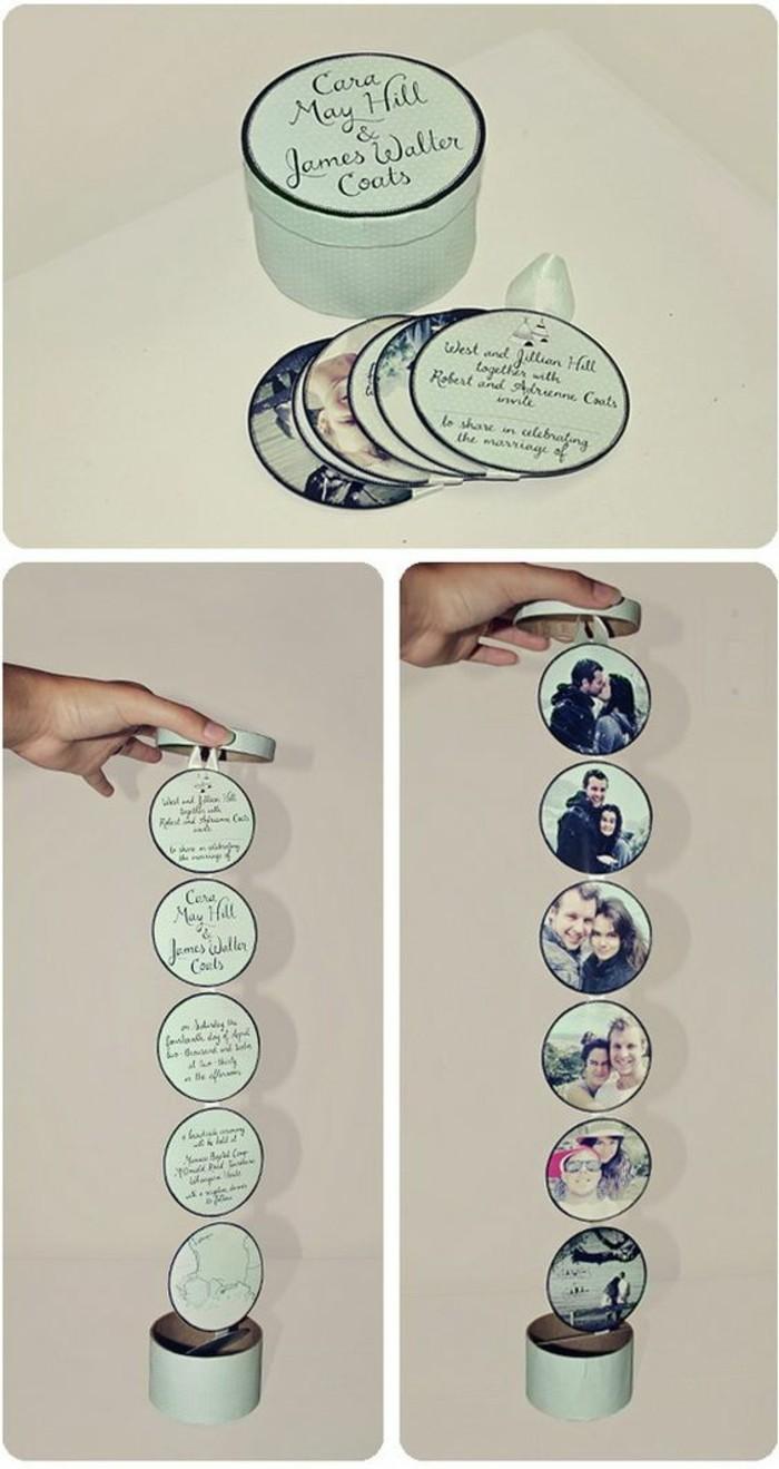 photo box, couples photos inside, green box, cute gift ideas for boyfriend