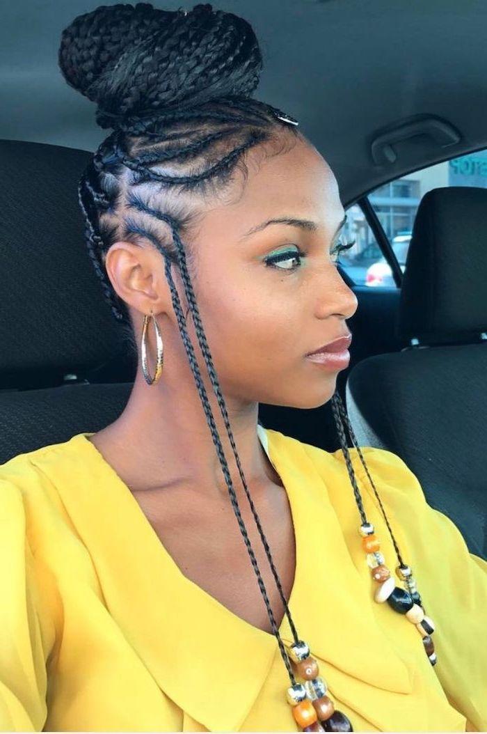 1001+ Ideas For Beautiful Ghana Braids For Summer 2019