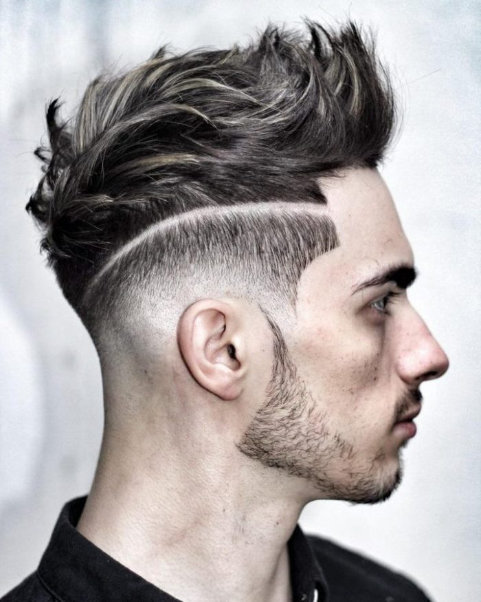 1001 Ideas For Hairstyles For Men According To Your Face
