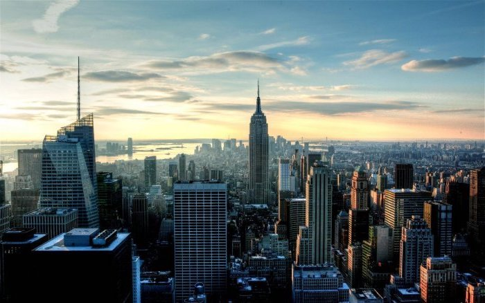 new york city skyline, girly wallpapers, empire state building, tall skyscrapers