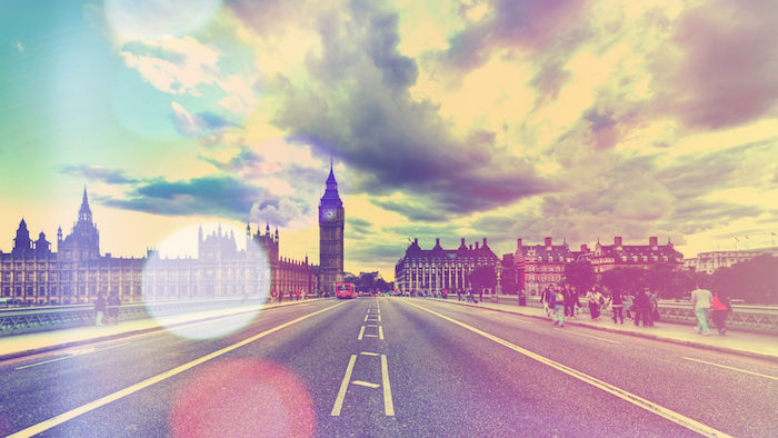 london landscape, big ben, background tumblr, westminster bridge, people walking by