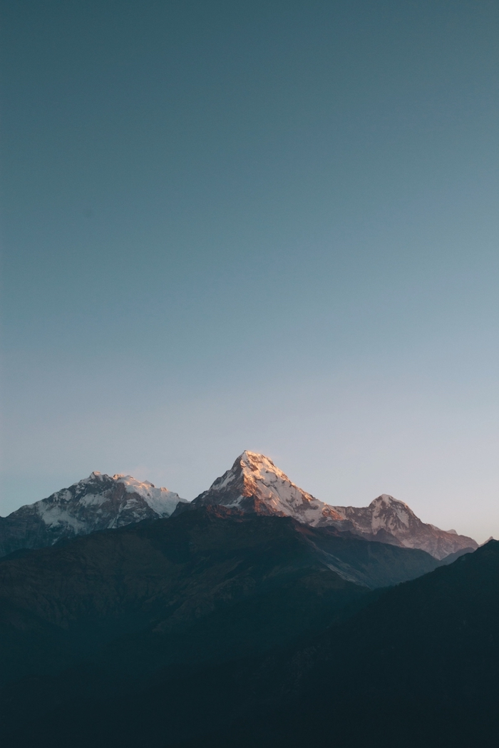 mountain landscape, tumblr backgrounds, blue skies