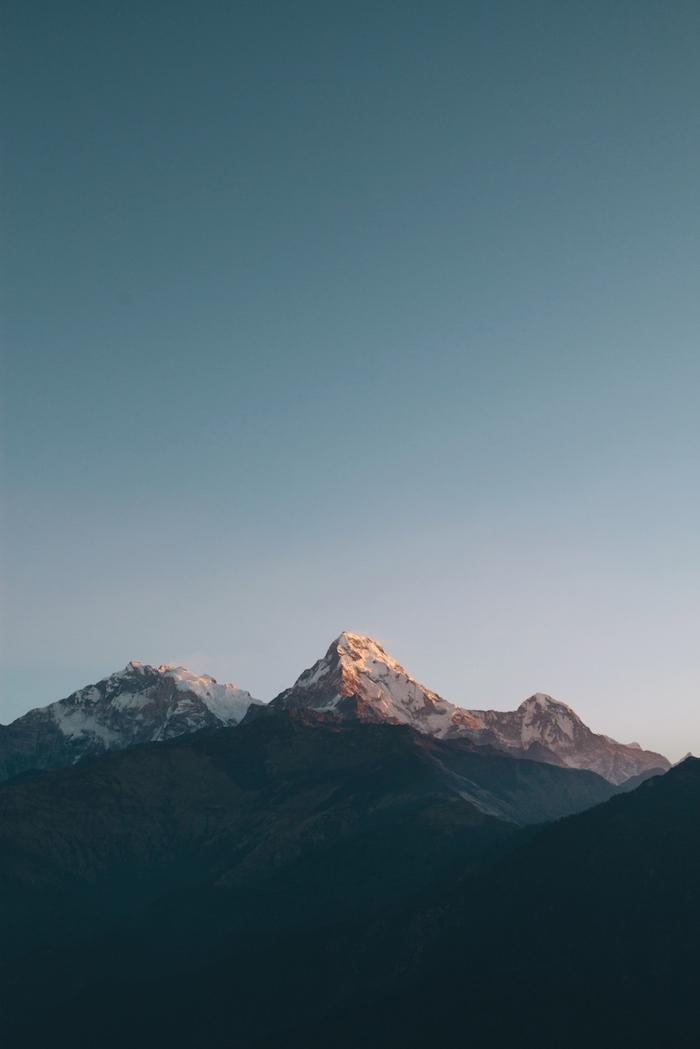 mountain landscape, tumblr backgrounds, blue skies