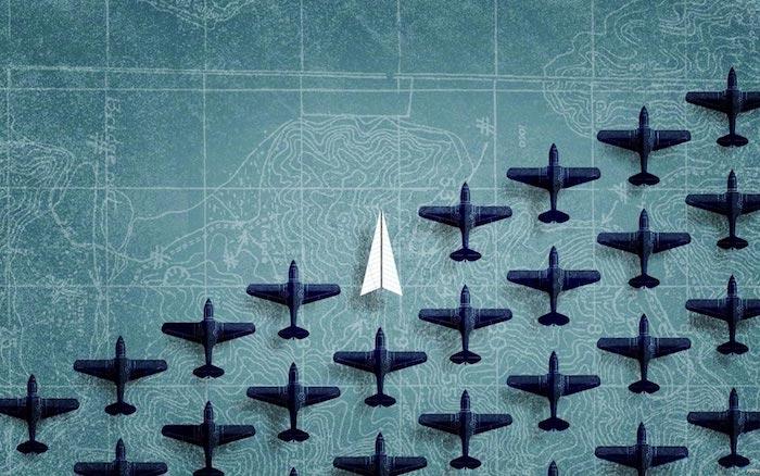 blue map, black planes, white paper plane, cool backgrounds tumblr