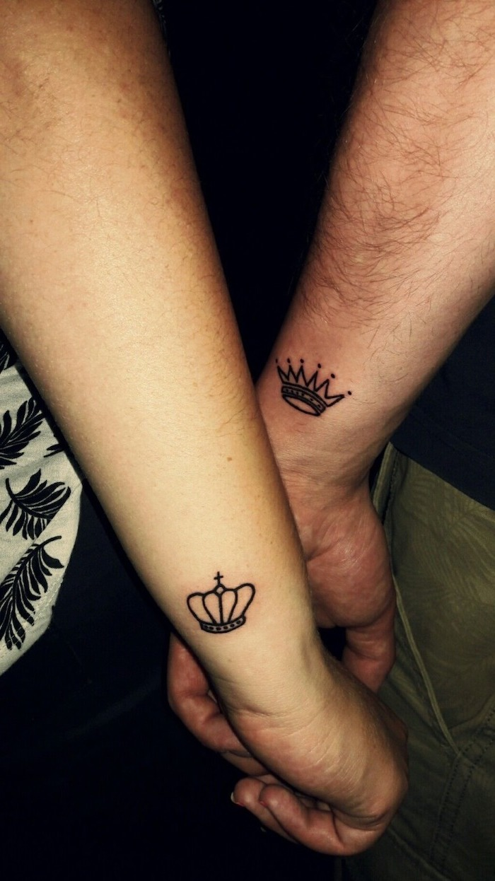 Tatoos partner When Your