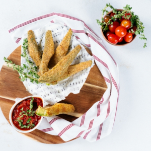 Proven recipes for successful vegetarian appetizers