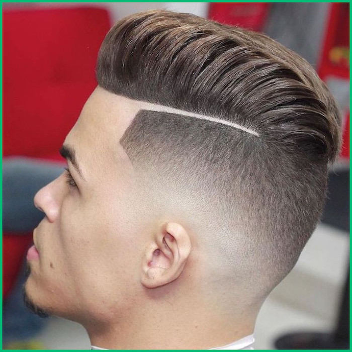 blonde hair, comb over, hairstyles for men with thick hair