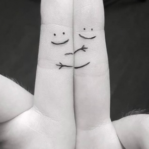 80+ best friend tattoos to celebrate your friendship with