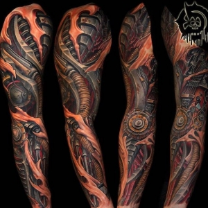 110 beautiful sleeve tattoos for men and women