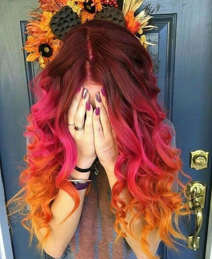 1001 + Ombre Hair Ideas For A Cool And Fun Summer Look