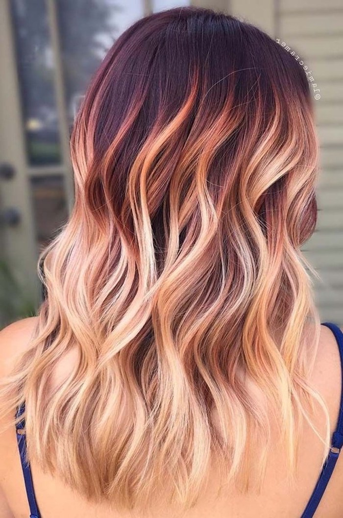 1001 Ombre Hair Ideas For A Cool And Fun Summer Look