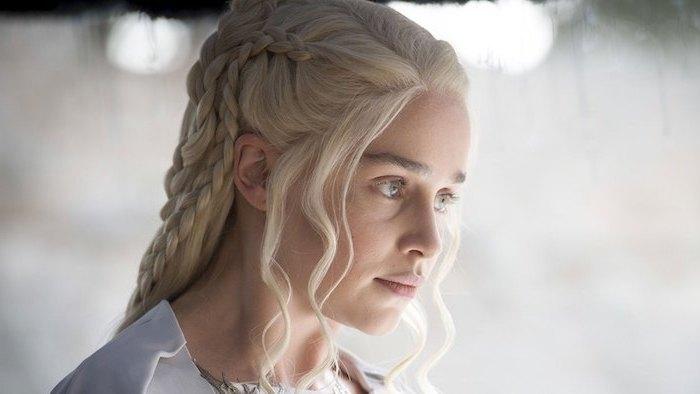 african braids hairstyles pictures, daenerys targaryen, game of thrones, khaleesi braids