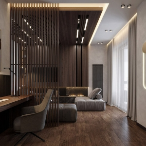 Maximize your space and create a modern interior with these cool room dividers