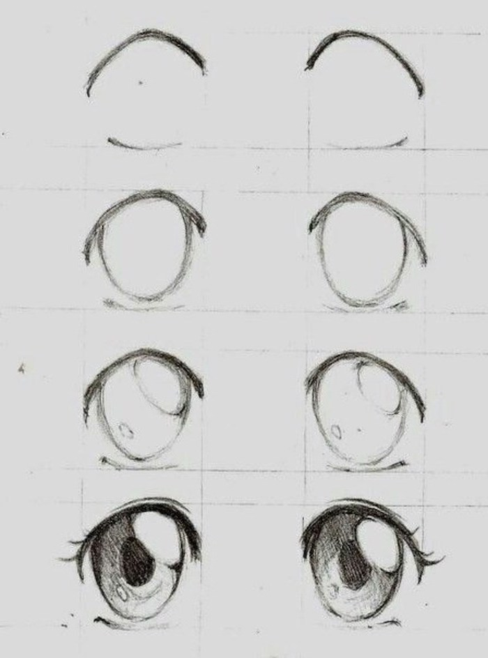 1001   Ideas On How To Draw Anime