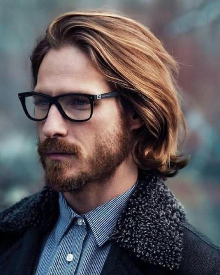 Men's Long Professional Hairstyles