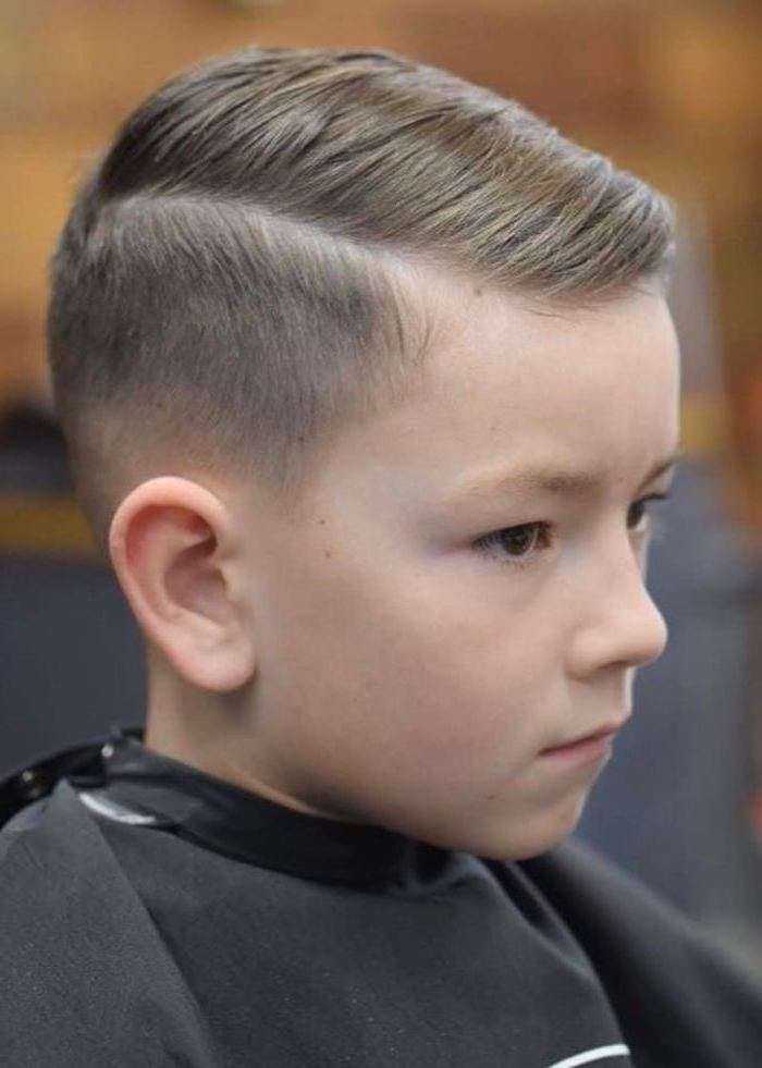 1001 Ideas For Awesome Boys Haircuts For Your Little Man