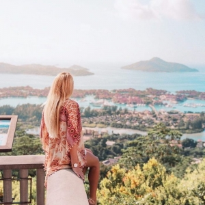 What makes the Seychelles the perfect place for a digital nomad?