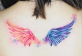 The true meaning and beauty of the angel wings tattoo