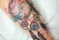 The dream catcher tattoo is super stylish – here's the examples to prove it