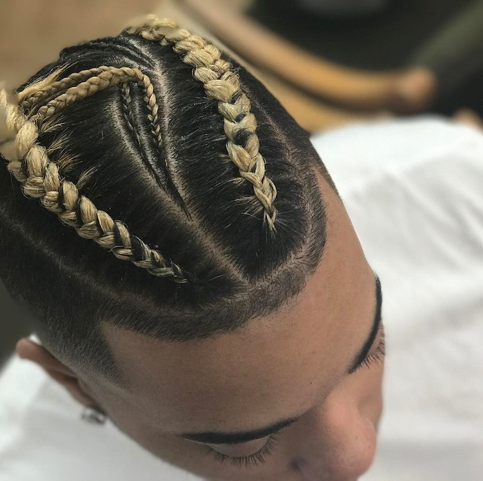 ▷ 1001 + ideas for braids for men , the newest trend