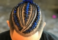 Braids for men – the newest trend taking the world by storm