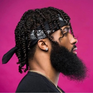 Braids for men - the newest trend taking the world by storm