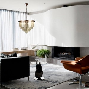 Add some luxury and uniqueness to your interior with a Murano glass chandelier