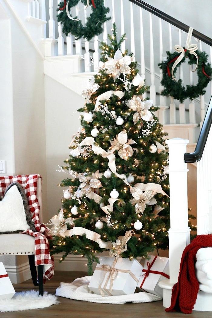 Rose Gold Small Christmas Tree Novocom Top