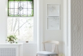 How to incorporate stained glass windows in your contemporary home
