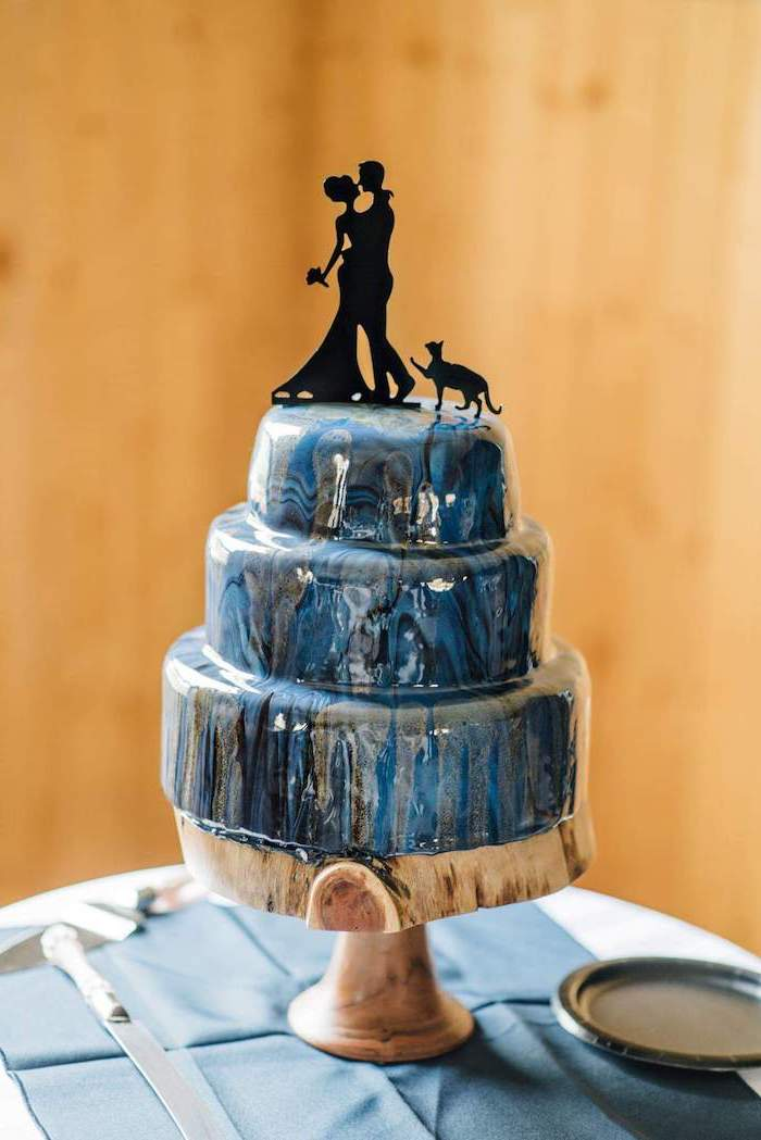 How To Display Mutliple Wedding Cakes On Dessert Table Multiple