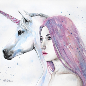 How to draw a unicorn - easy tutorials + pictures